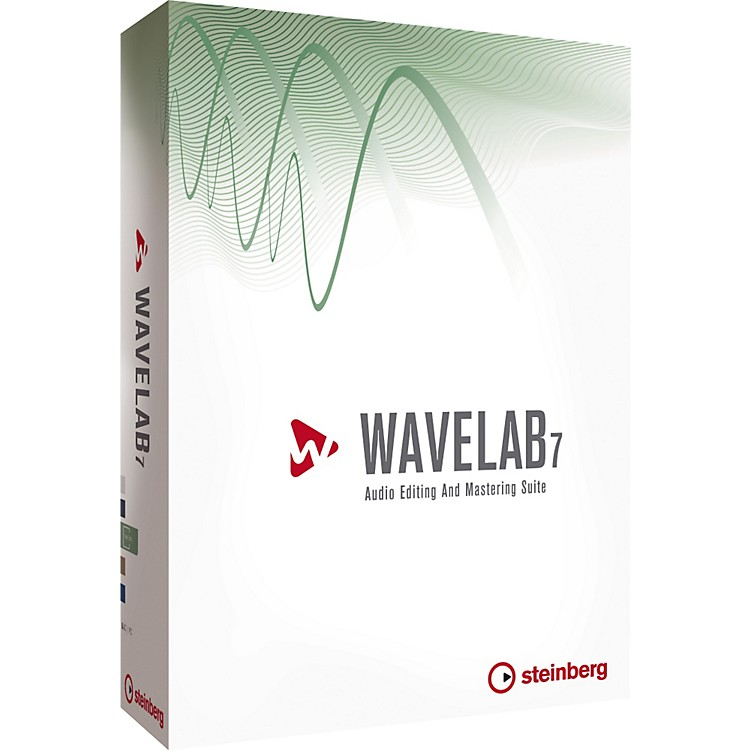Steinberg Wavelab 7 Educational