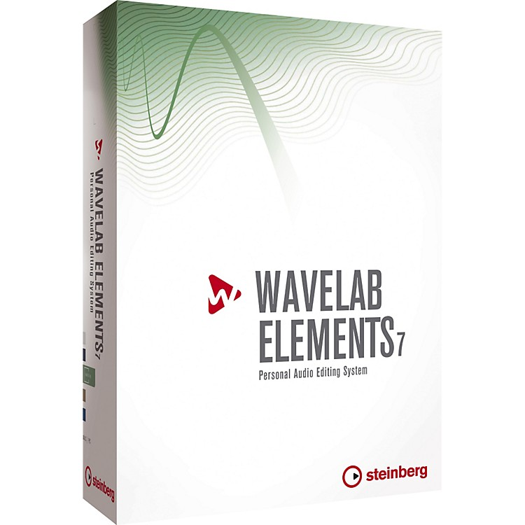 Steinberg Wavelab Elements 7 Educational
