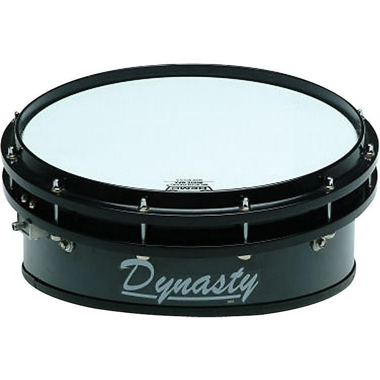 DynastyWedge Lite Series Marching Snare DrumBlack