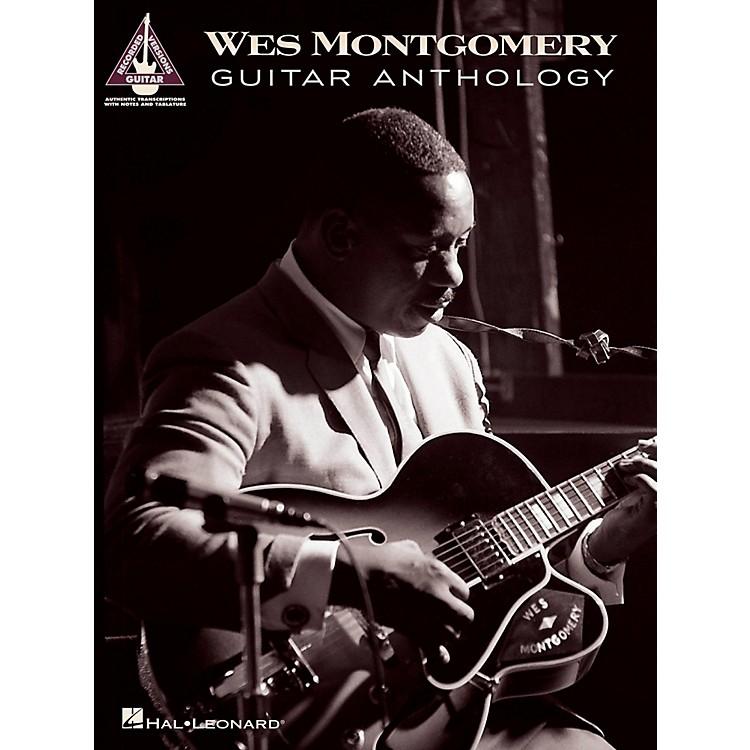 Hal LeonardWes Montgomery Guitar Anthology Guitar Tablature Songbook