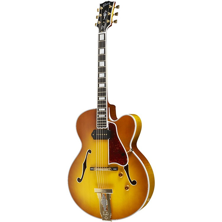 Gibson Custom Wes Montgomery Hollowbody Electric Guitar Regular Honey Burst