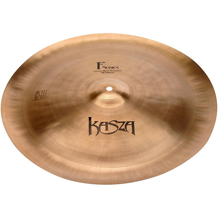 Kasza Cymbals Wester Mini Boarder Fusion China Cymbal 16 in.