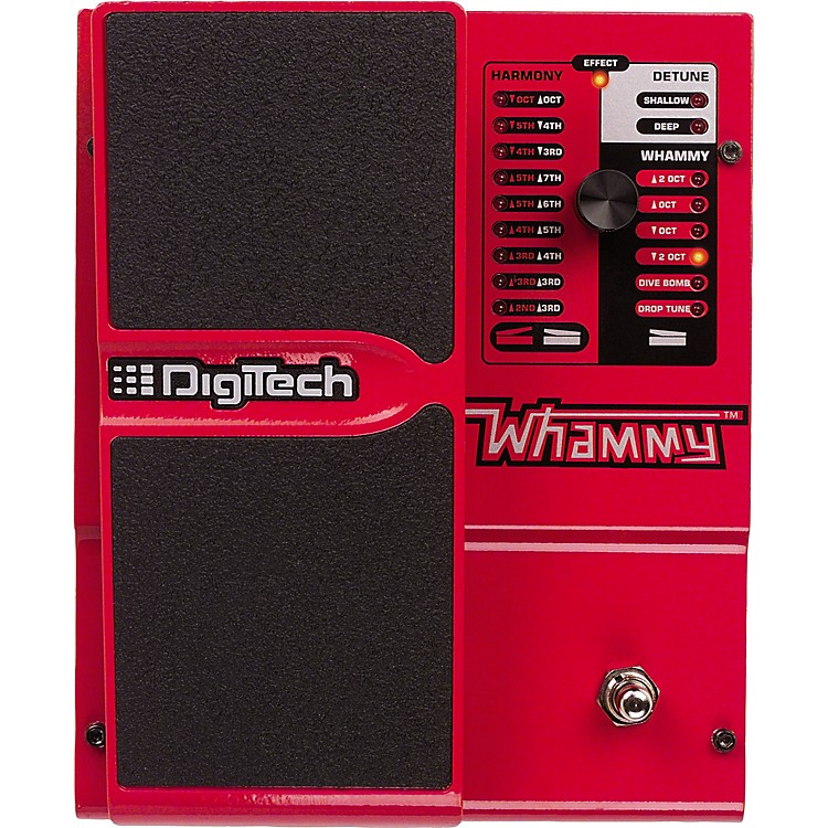 DigiTechWhammy Pedal with MIDI Control