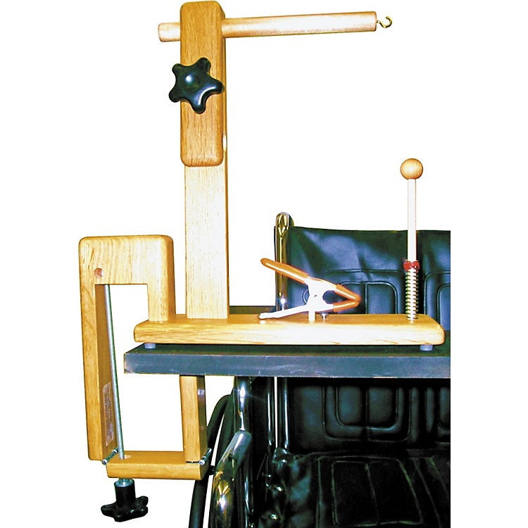A Days WorkWheelchair Tray/Table Multi Instrument Holder