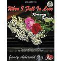Jamey Aebersold When I Fall In Love Romantic Ballads
