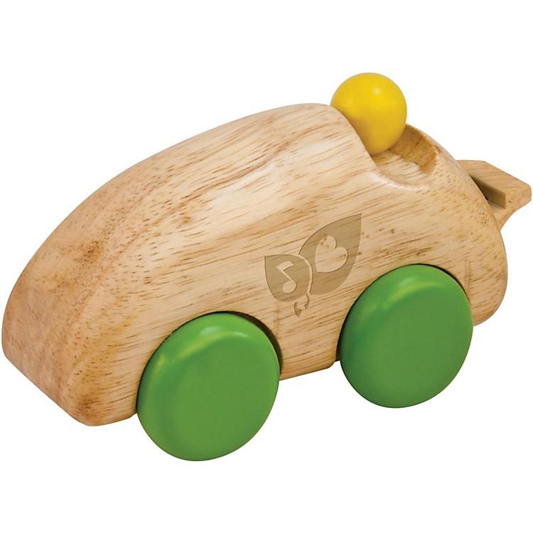 Green TonesWhistleRace Car