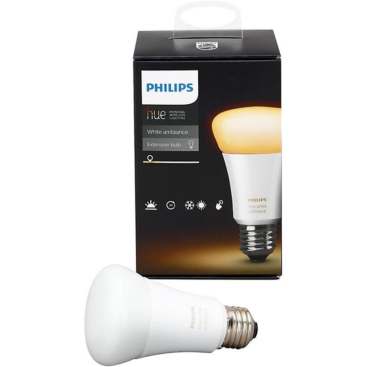 Philips HueWhite Ambiance A19 Single Bulb
