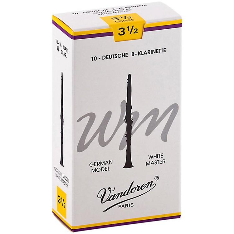 VandorenWhite Master Bb Clarinet Reeds