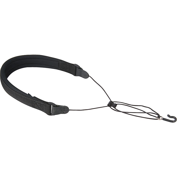Neotech Wick-It Covered Metal Hook Sax Strap