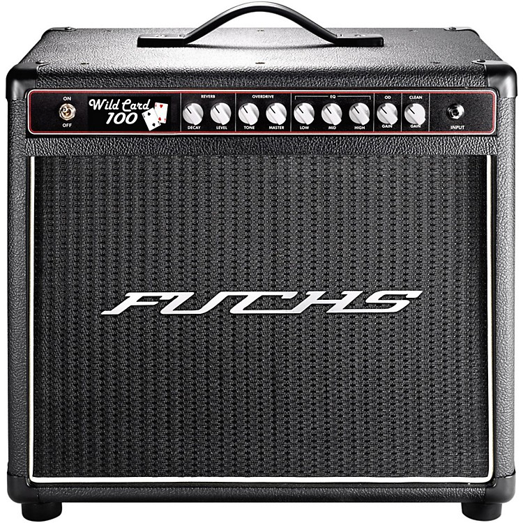 Fuchs Wildcard 100W Tube Guitar Combo Mini-Amp