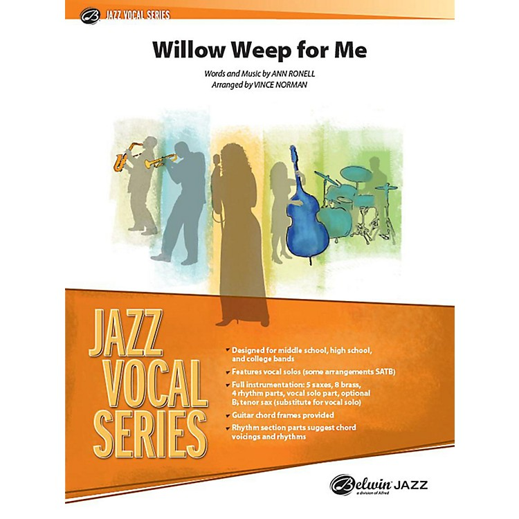 AlfredWillow Weep for Me Jazz Band Grade 3 Set