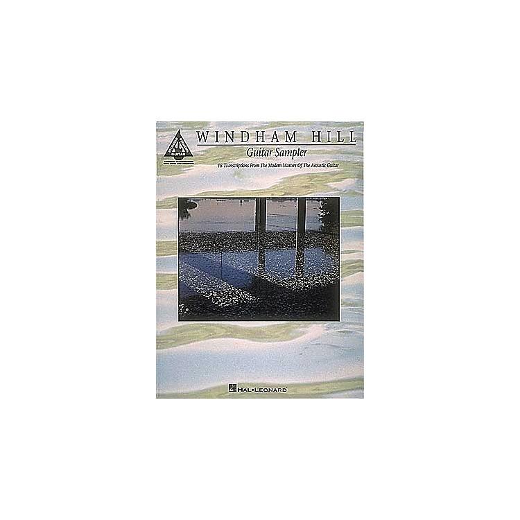 Hal LeonardWindham Hill Guitar Sampler Guitar Tab Songbook