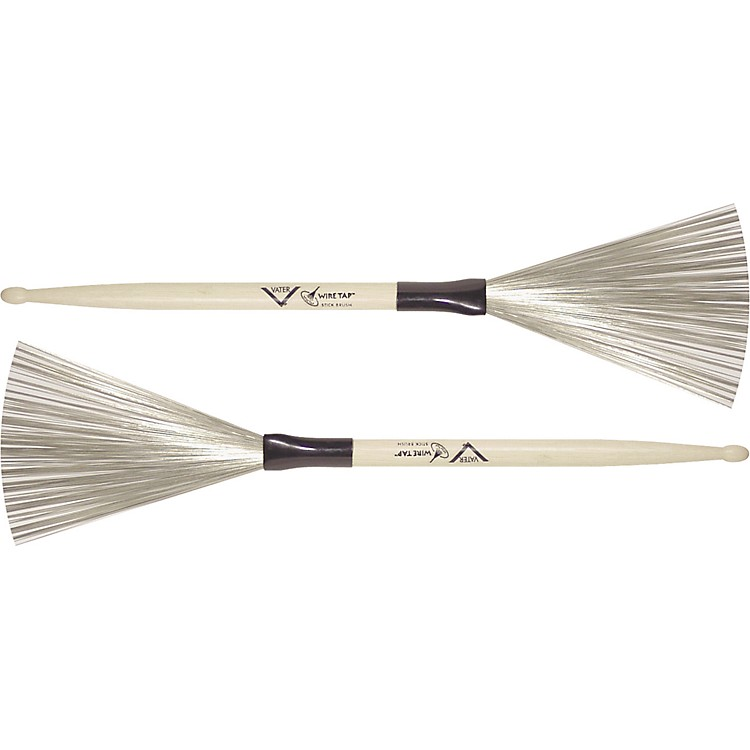 VaterWire Tap Drumstick Brush