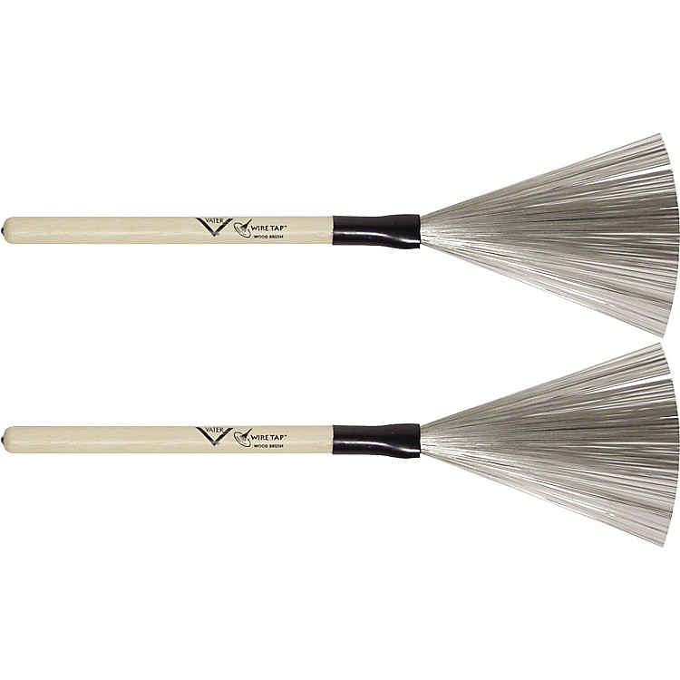 VaterWire Tap Wood Handle Brush