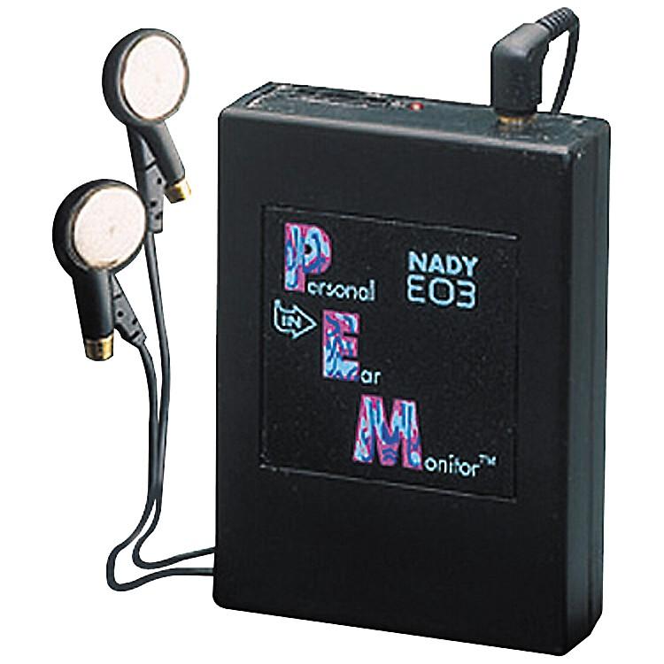 NadyWireless Receiver for E03 In-Ear Personal Monitor System