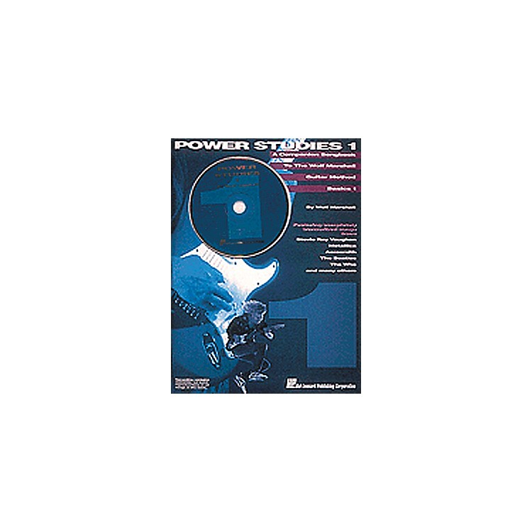 Hal LeonardWolf Marshall Power Studies One Book/CD