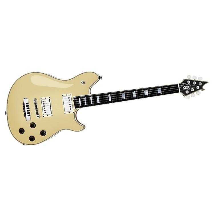 EVHWolfgang USA Custom Set Neck Electric GuitarVintage WhiteEbony Fingerboard