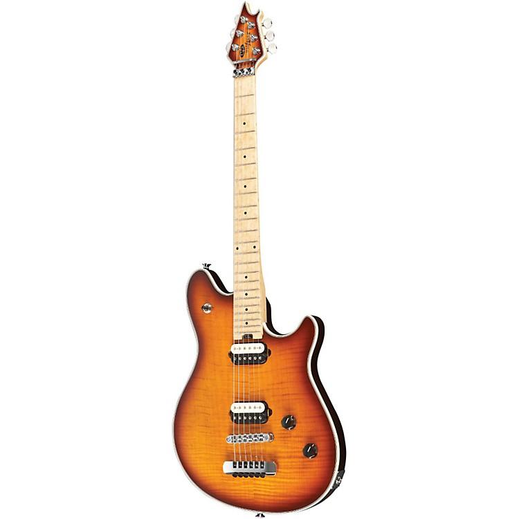 EVHWolfgang USA Hardtail Electric GuitarTobacco Burst