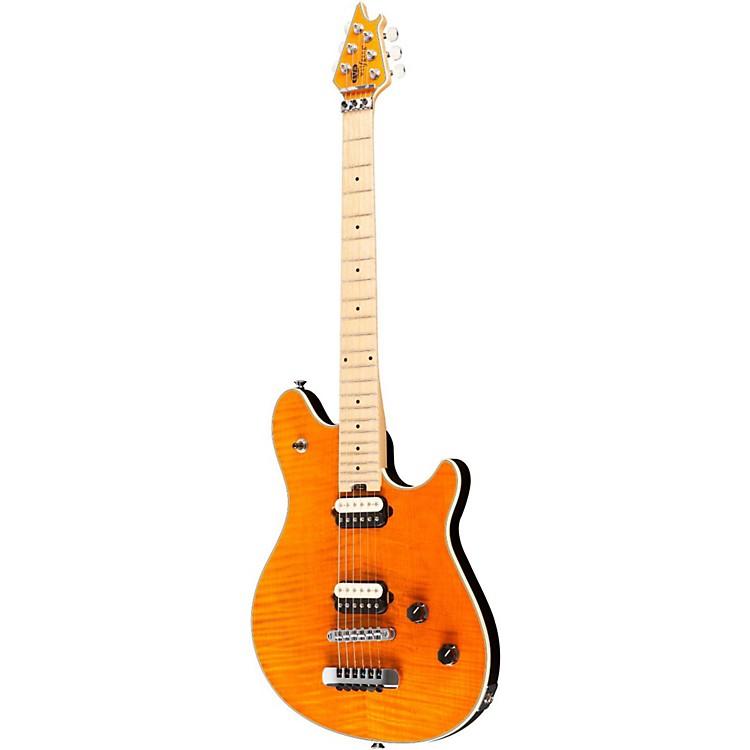 EVHWolfgang USA Hardtail Electric GuitarTransparent Amber