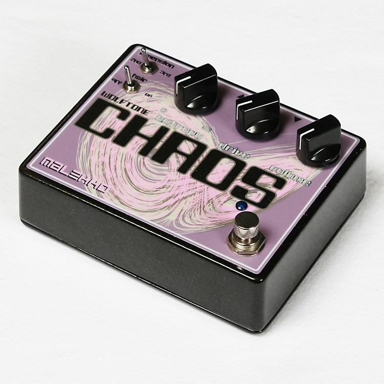 Malekko Heavy Industry Wolftone Chaos Distortion Guitar Effects Pedal