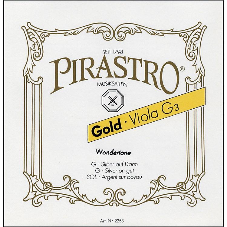 PirastroWondertone Gold Label Series Viola A String16.5-inch Full Size
