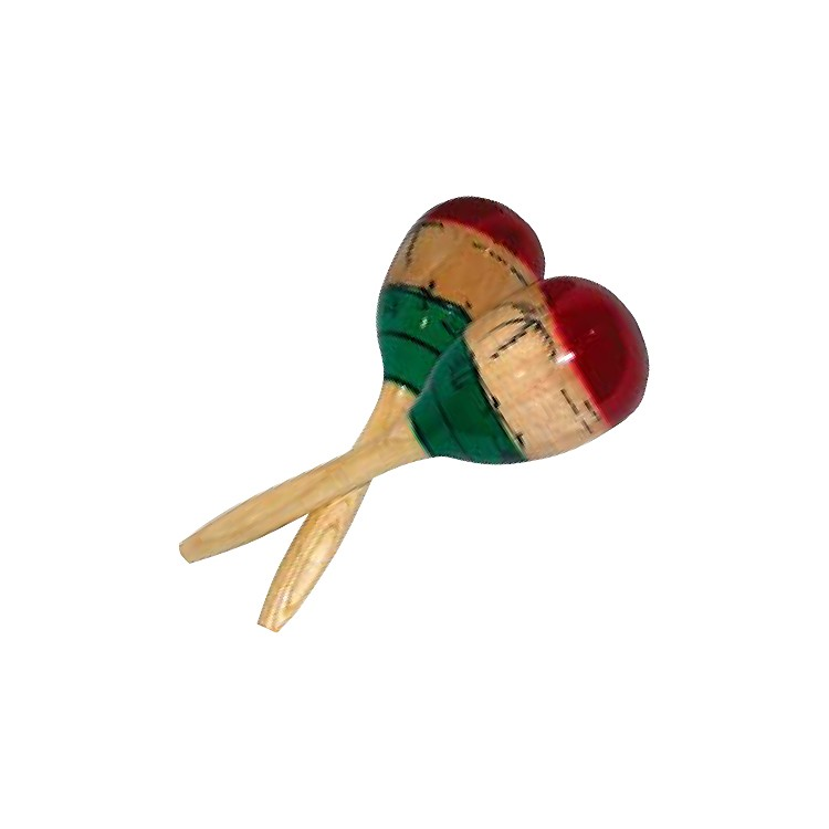 Cannon Percussion Wood Maracas