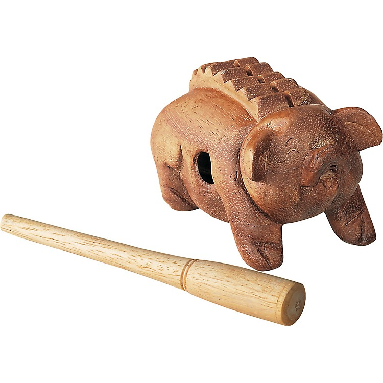 NinoWood Pig Guiro