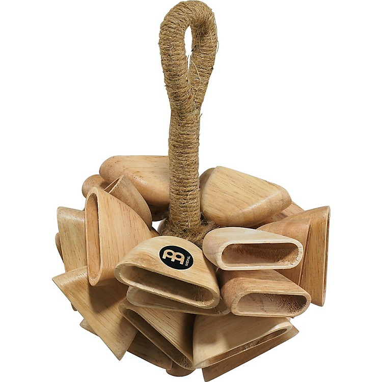 MeinlWood Waterfall Rattle with HandleNatural