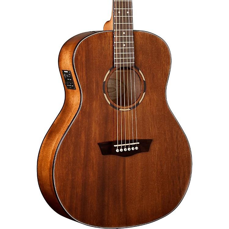 WashburnWoodbine 10 Series WL1012SE Acoustic-Electric Orchestra GuitarNatural