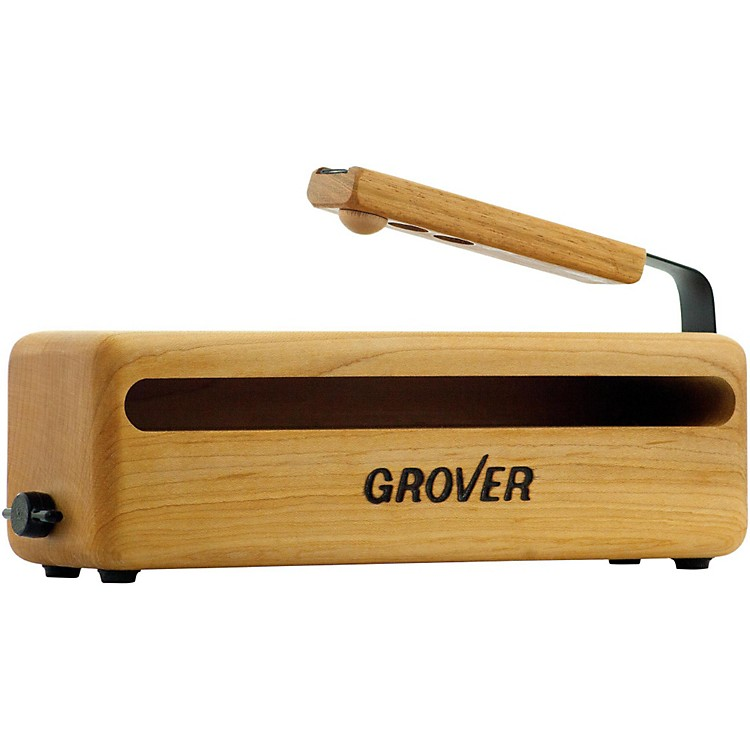 Grover ProWoodblock with BlocKnock7 in.