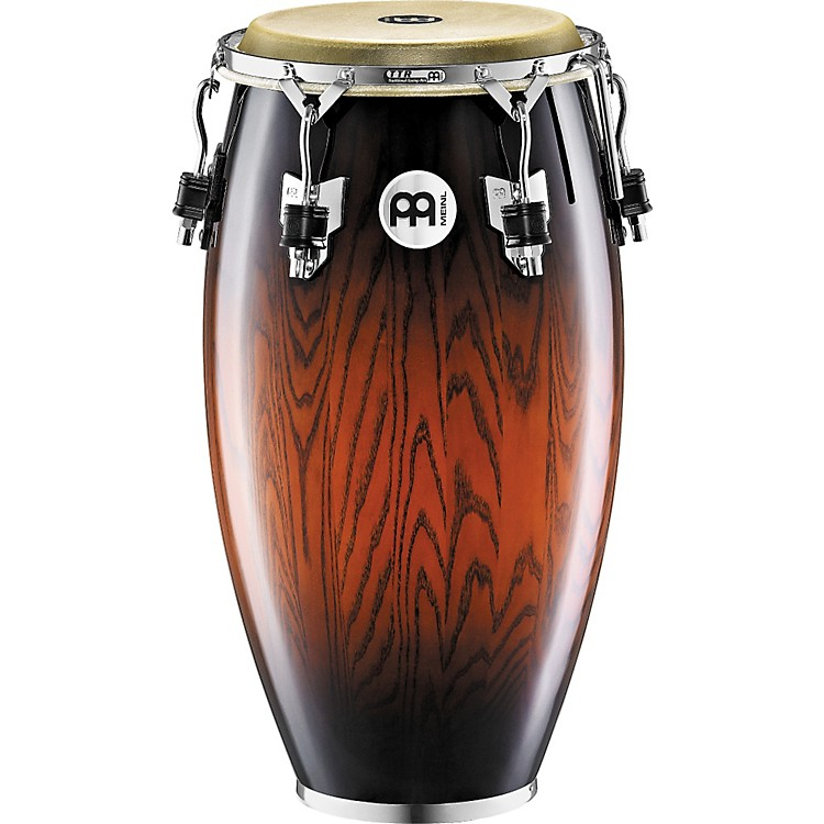 Meinl Woodcraft Conga Drum ANTIQUE MAHOGANY BURST 11 3/4 inch