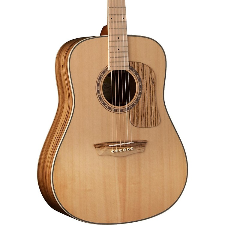 WashburnWoodcraft Series WCSD30S Dreadnought Acoustic GuitarNatural