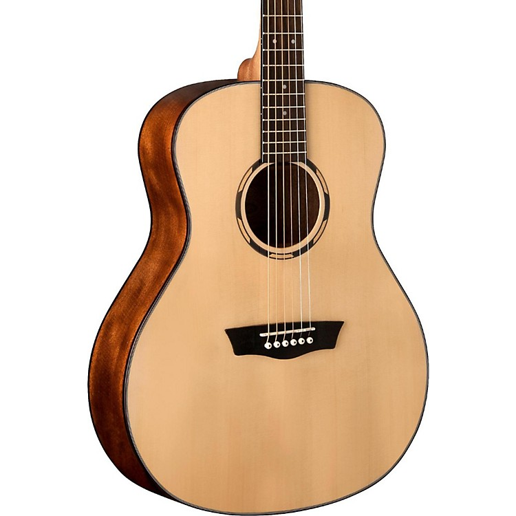 Washburn Woodline 10 Series WLO10S Acoustic Guitar Natural