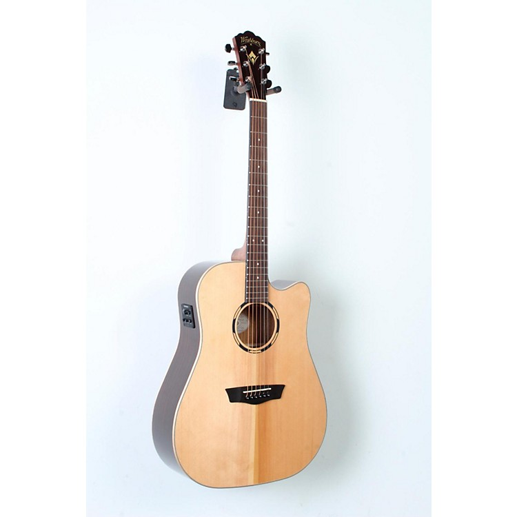 WashburnWoodline Series WLD20SCE Acoutic-Electric GuitarNatural888365782102