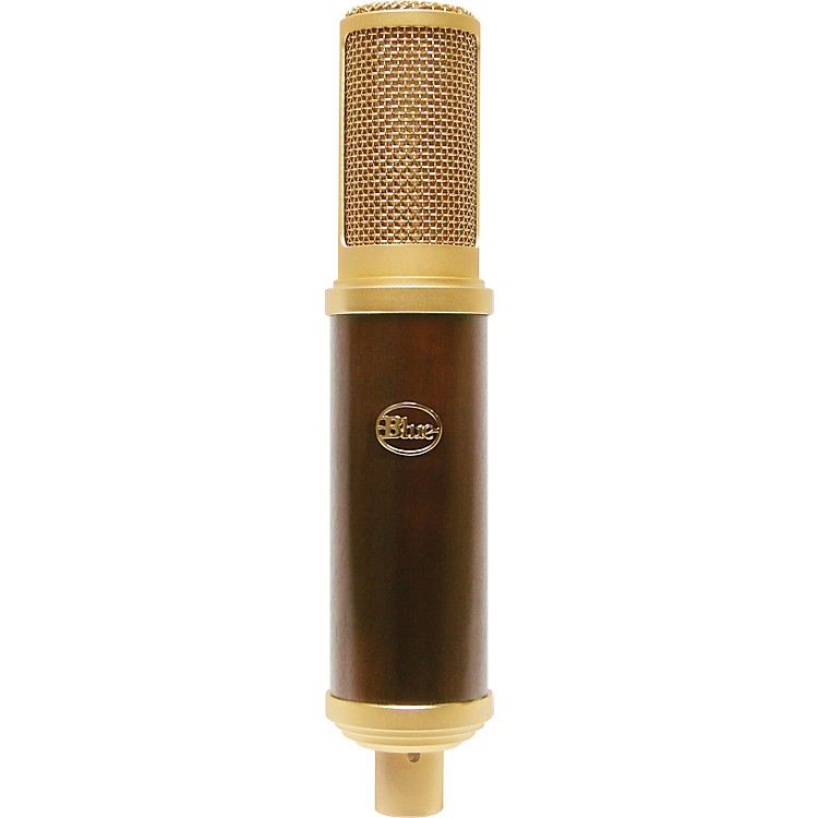 Blue Woodpecker Active Ribbon Microphone
