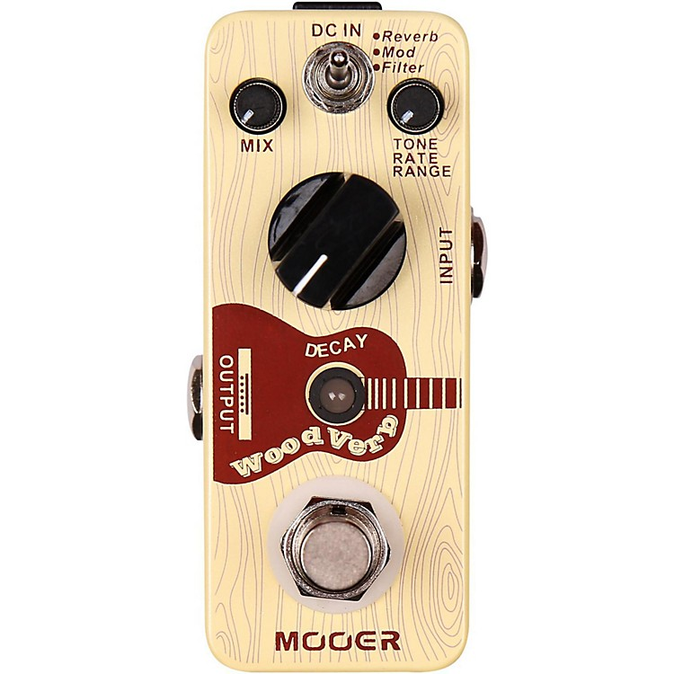 MooerWoodverb Effects Pedal