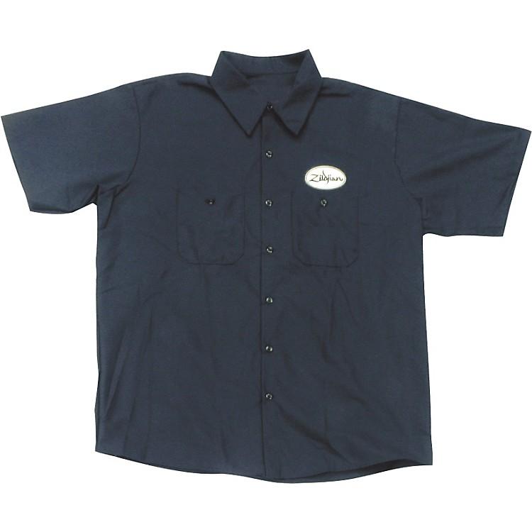 ZildjianWork ShirtNavy BlueLarge