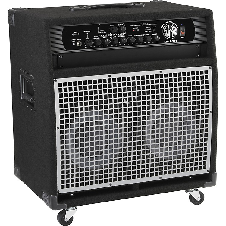 SWR WorkingPro 2X10C Bass Combo Amp