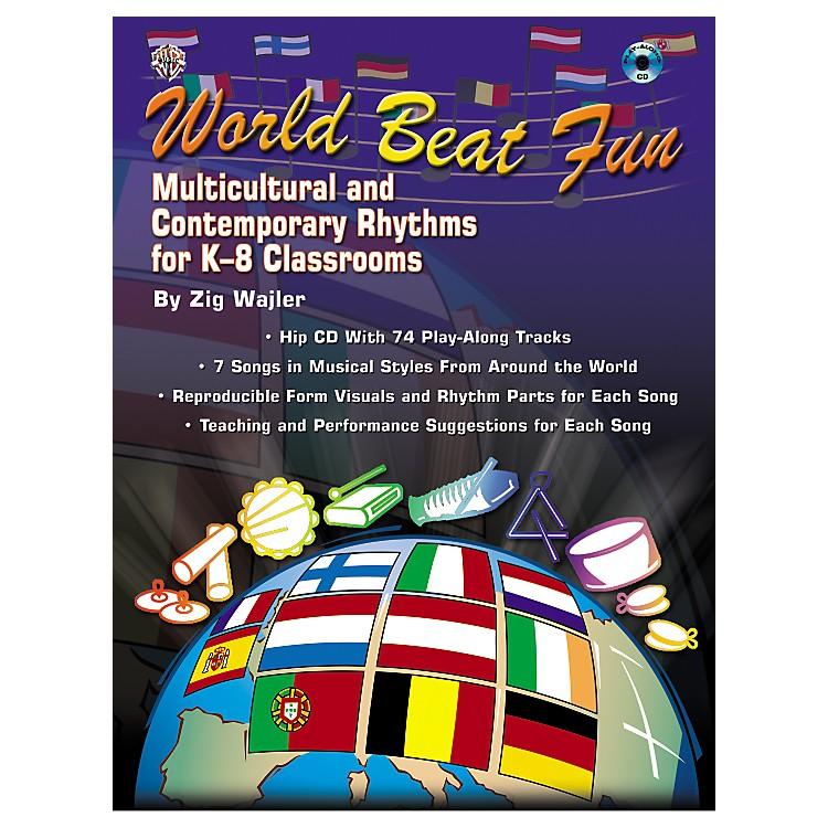 AlfredWorld Beat Fun Book/CD