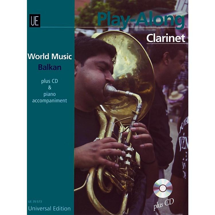 Carl FischerWorld Music - Balkan Play Along Clarinet