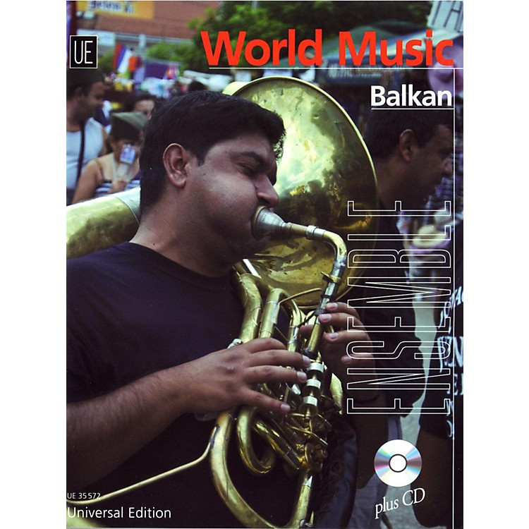 Carl Fischer World Music - Balkan for Flexible Ensemble