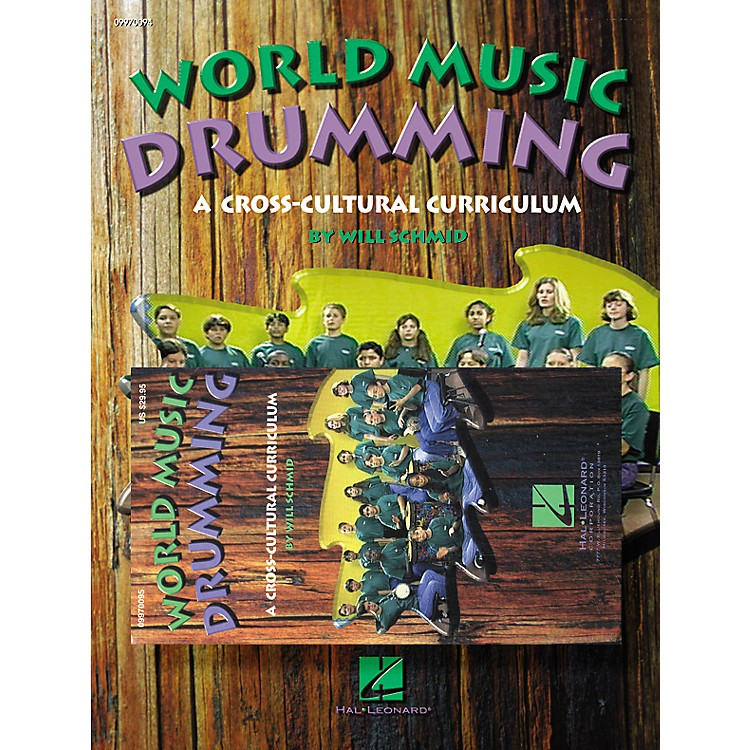 Hal Leonard World Music Drumming (Classroom Kit)