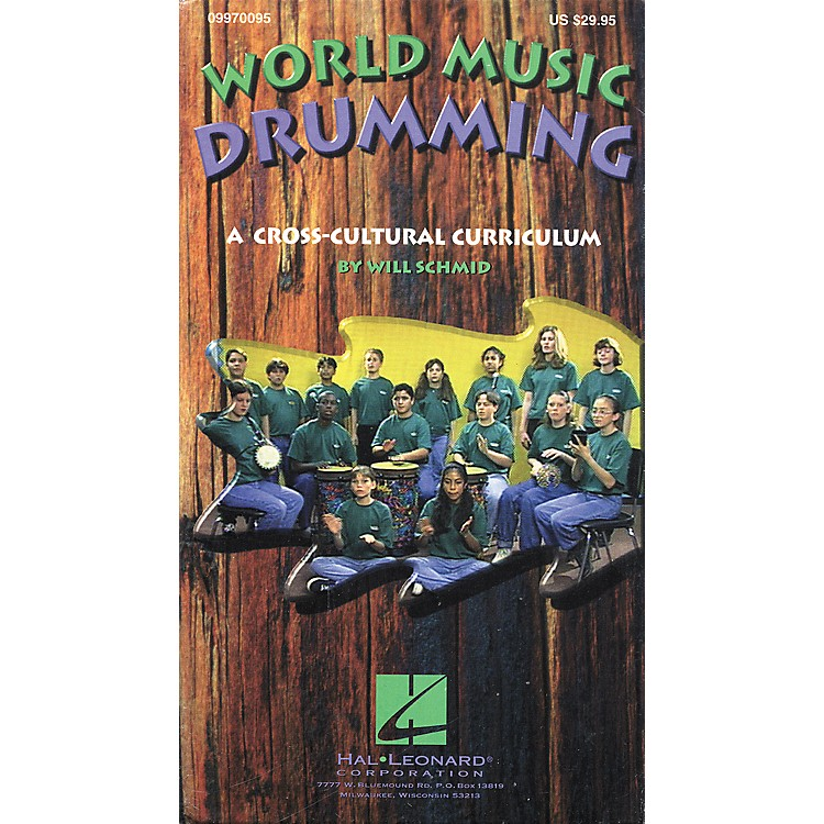 Hal LeonardWorld Music Drumming Video DVD