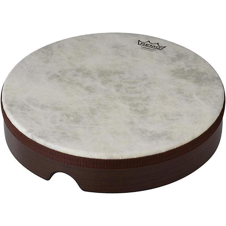 Remo World Wide Pretuned Hand Drum Walnut 2-1/2 x 12 in.