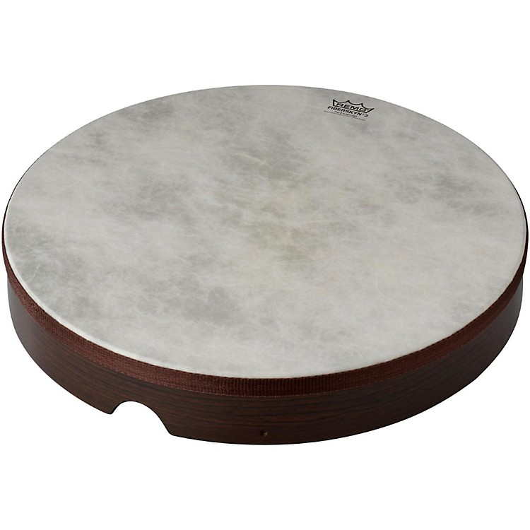 Remo World Wide Pretuned Hand Drum Walnut 2.5x16