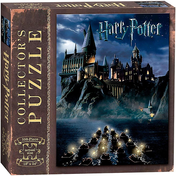 USAOPOLYWorld of Harry Potter Puzzle