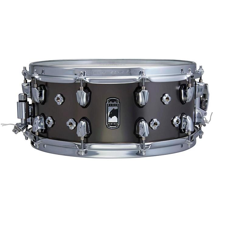 MapexWraith Matt Halpern Artist Inspired Black Panther Snare Drum14 x 6 in.