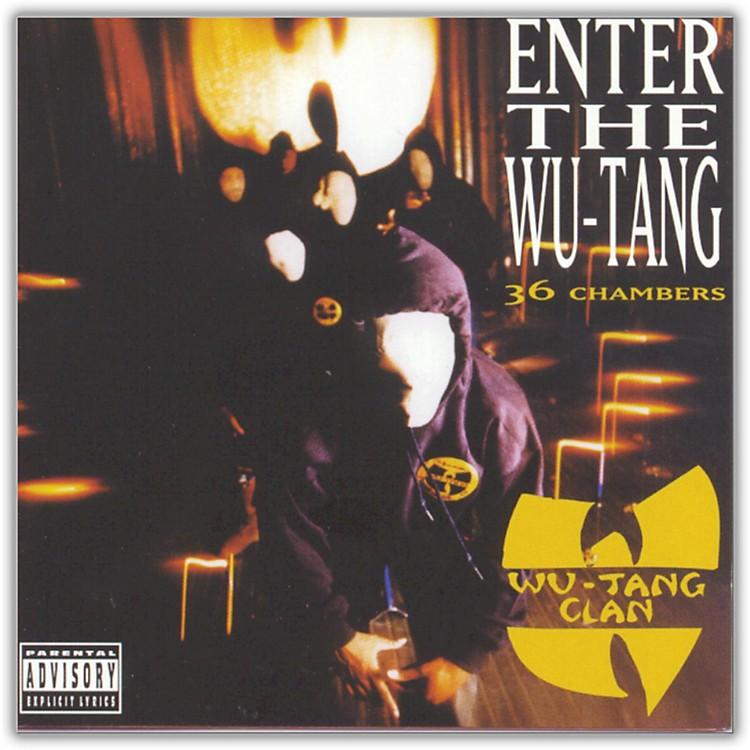 SonyWu-Tang Clan - Enter the Wu-Tang Vinyl LP