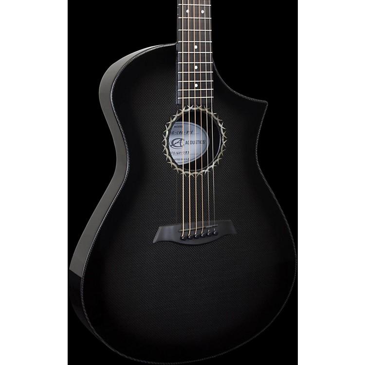 Composite AcousticsX ELE Acoustic-Electric GuitarCarbon Burst