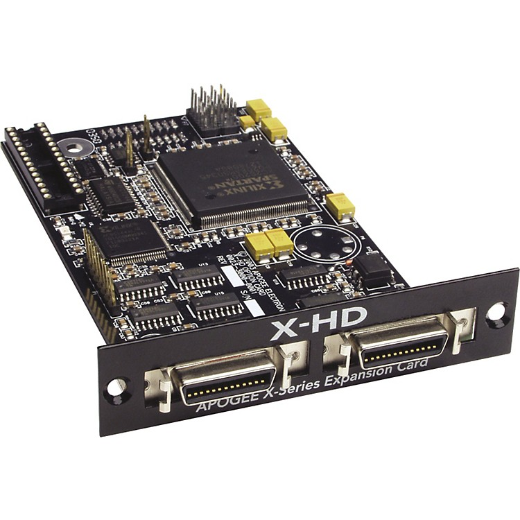 ApogeeX-HD Expansion Card for Pro Tools HD and AD/DA-16X
